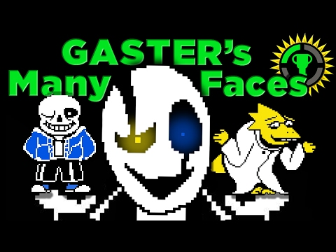 Thumbnail: Game Theory: The Many Sides of W.D. Gaster EXPOSED! (Undertale)