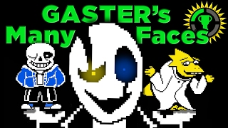 Repeat youtube video Game Theory: The Many Sides of W.D. Gaster EXPOSED! (Undertale)