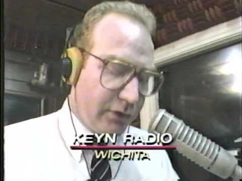 Battle of the Airwaves - Wichita Radio - KFDI-KICT-KKRD-KEYN  - 1987