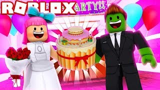THE BEST WEDDING CAKE IN THE WORLD! – ROBLOX (Bakers Valley)