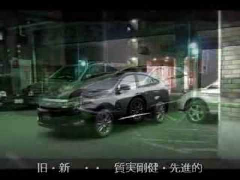 hqdefault 2016 Toyota Harrier G Sports Exterior And Interior
