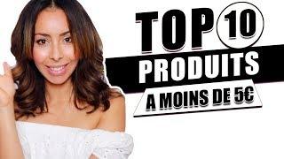 TOP 10 produits à - de 5 € / budget mini