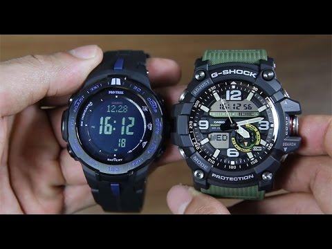 Видео Casio protrek prw 2500 1e nomadbranch