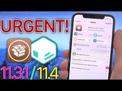 BREAKING Cydia Update! Sileo & Cydia iOS 11.3.1 – 11.4 Jailbreak (FIX Cydia)