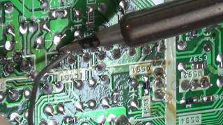 sony STR DA4ES No Sound. Lets fix it