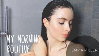 Monday Morning Routine | Emma Miller