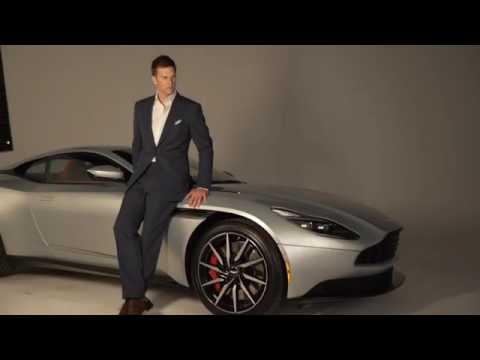 Aston Martin And Tom Brady Unite Youtube