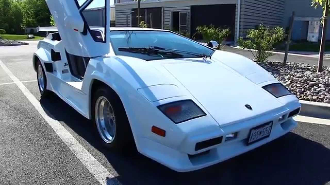 kit car lamborghini countach youtube. Black Bedroom Furniture Sets. Home Design Ideas