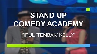 "Ipul Tegal ""Tembak"" Cewek Mahasiswi Idaman - Stand Up Comedy Academy"
