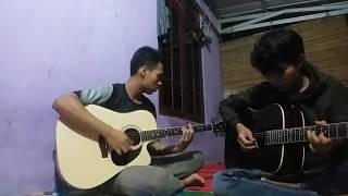 Lagu Rhoma irama - Permainan gitar Dangdut Akustik