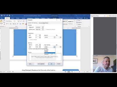 MS Word Industry Certification Testing Review Part 4