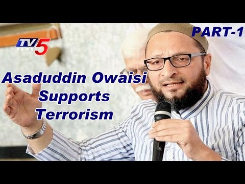 Asaduddin Owaisi Legal Support To Terror Suspects  | Demolition of Temples in AP | PART-1 | TV5 News
