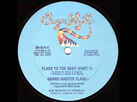 Grandmaster Flash & The Furious 5 - Flash To The Beat (Part 1) Full Version