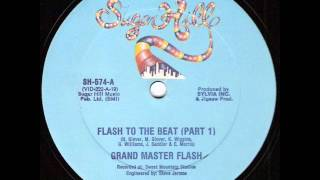 Watch Grandmaster Flash Flash To The Beat video