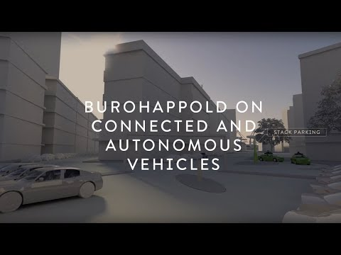 BuroHappold on Connected and Autonomous Vehicles