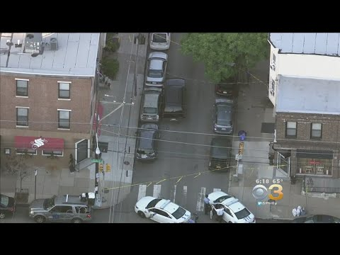 Police: Driver Found Dead In South Philly After Car Accident
