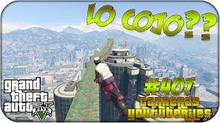 LA MINA DEL NF!! | GTA V Online - CARRERAS YOUTUBERILES #407 - Rubenillo17