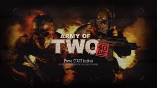 PS3 Longplay [024] Army of Two: The 40th Day (2 player) (Part 1 of 2)