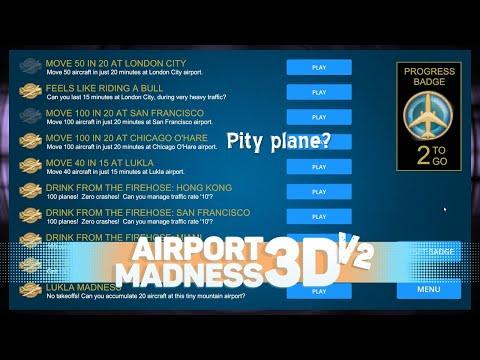 Airport Madness 3D V2 E308 CHALLENGE@SFO  