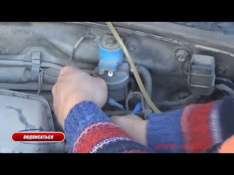 Замена газового фильтра на ГБО - МОЙ ПЕРВЫЙ ОПЫТ  | Алексей Третьяков