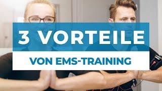 3 Vorteile von EMS-Training