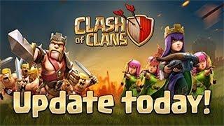 Clash Of Clans-Mise a jour Janvier 2014: Gemme box, chefs adjoints, pouvoir des heros...