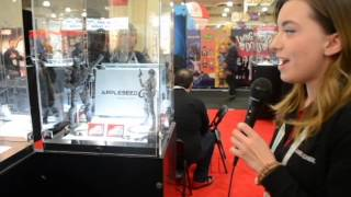 New York Toy Fair 2014 NYTF Square Enix Products Interview