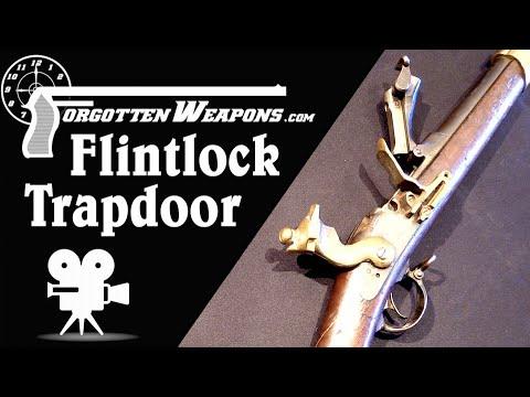 Movie Conversions: The Flintlock Trapdoor Springfield