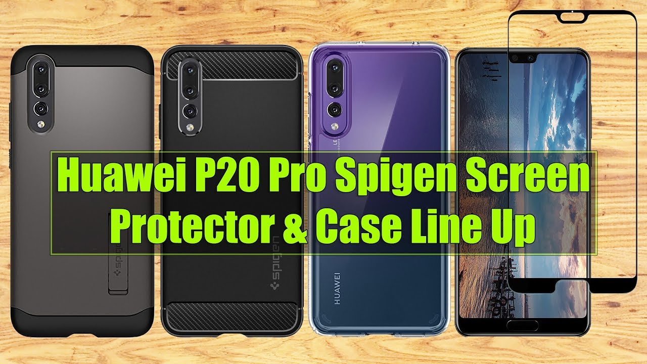 classic fit cff18 52a73 Huawei P20 Pro Spigen Glass Screen Protector & Case Line Up