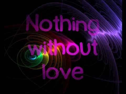 Bon Jovi-Without Love lyrics