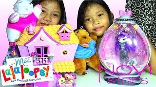 Lalaloopsy Sew Sweet Playhouse and Novi Stars Energy Pod - Kids' Toys