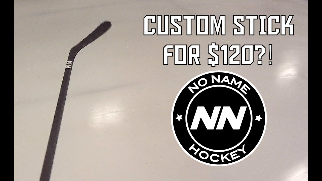 NoName Hockey Stick Review! (HD)