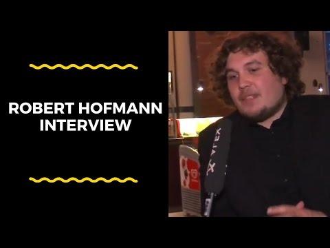 Robert Hofmann Interview