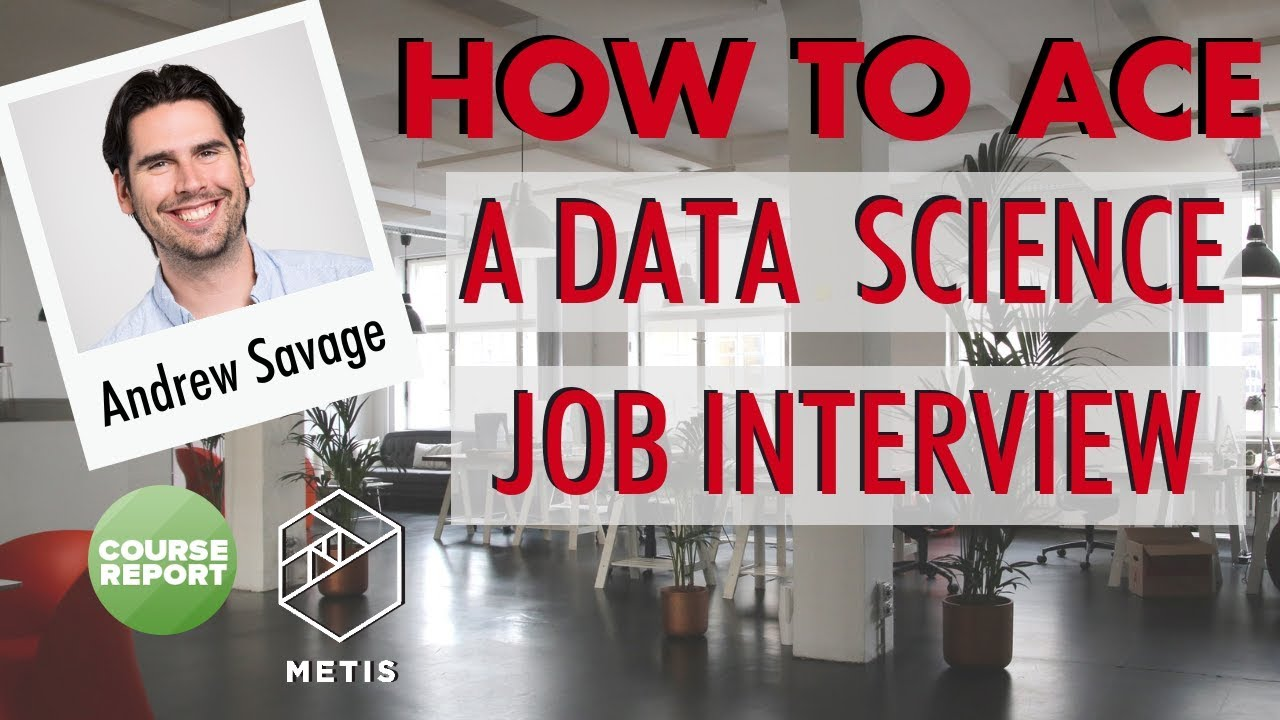 What to Expect in a Data Science Job Interview