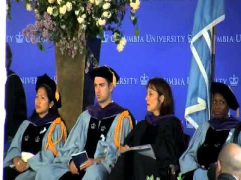 US Attorney Preet Bharara Addresses Columbia Law School Graduation 2013, NY