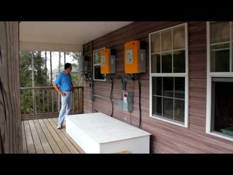 solar generator battery system   canada