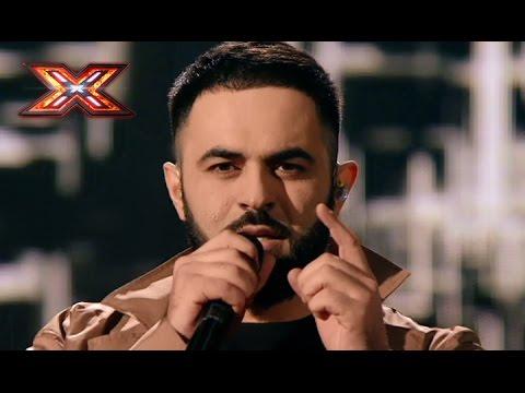 Севак Ханагян. Не Молчи - авторская песня. Х-фактор 7. Седьмой прямой эфир