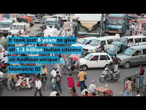 FIGI 2021: Aadhaar – The foundation of India's cashless society