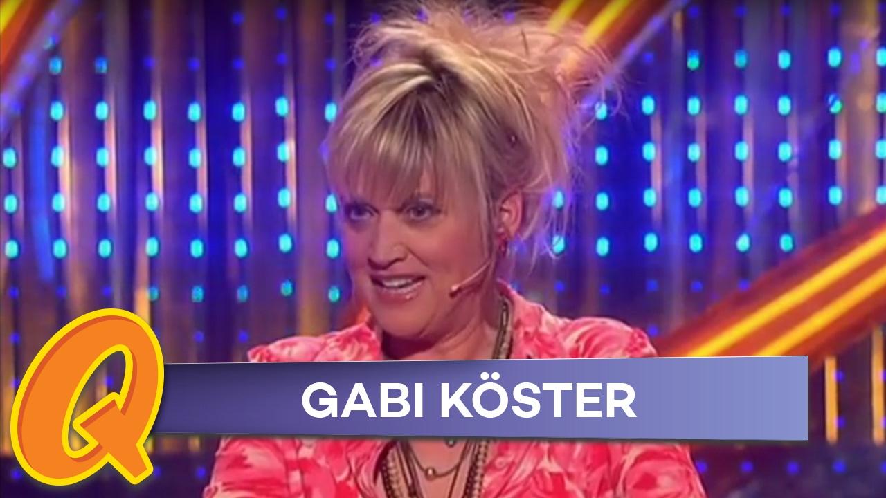 Gabi Köster Eine Lanze Fürs Deutsche Fernsehen Quatsch Comedy