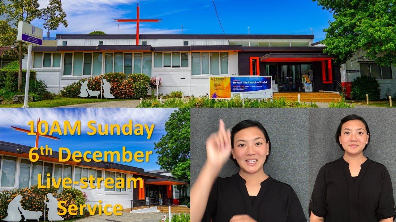 Dec 6th Live-stream, John 8:31-47