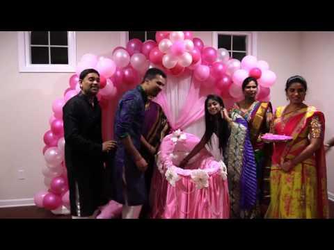 Satvi Trinayani Cradle Ceremony FULL thumbnail