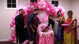Satvi Trinayani Cradle Ceremony FULL