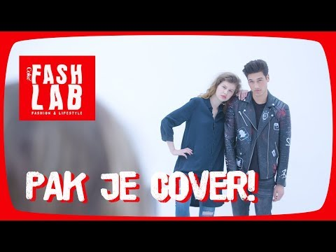 FASHIONCHICK GIRLS: COVER THAT COVER! - FashLab #4