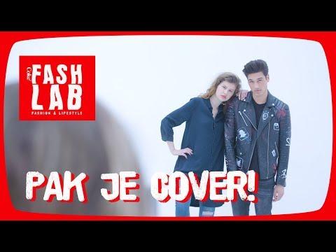 FASHIONCHICK GIRLS: COVER THAT COVER! - FashLab #4