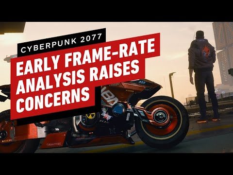 Cyberpunk 2077: Xbox One, Series X|S, and PS4 Tested - Early Framerate Analysis Results