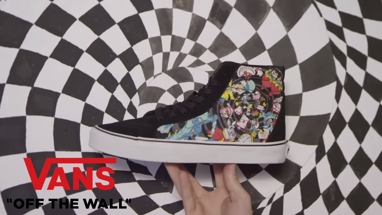 Disney x Vans Alice in Wonderland | Fashion | VANS