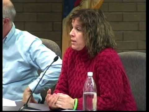 Franklin Township NJ (Somerset County) January 17, 2018 Planning Board Meeting
