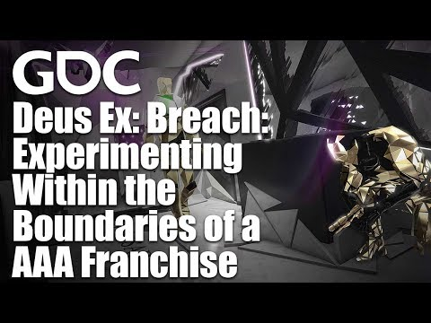 Deus Ex: Breach: Experimenting Within the Boundaries of a AAA Franchise