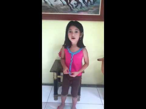 Antonette Mirano singing tumingin sa salamin (1st part only)