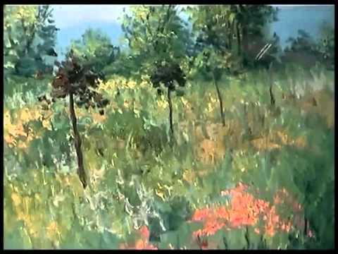 Рисуем цветок (Роза) - YouTube